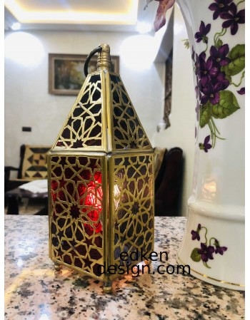 Moroccan Style Glass...