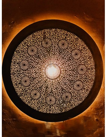 LARGE MOROCCAN WALL Light...