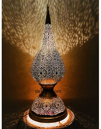Moroccan Lamps table,...