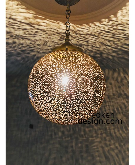 Moroccan Lamps Ceiling, Moroccan Lighting Fixture Handmade brass moroccan style
