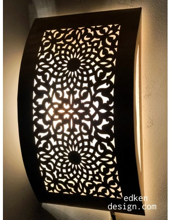Set of 2, Moroccan wall...