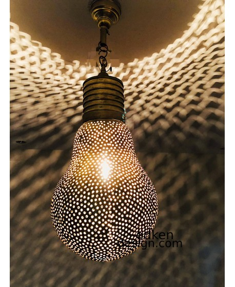 Moroccan Lamp Pendant Light Brass, Moroccan Lampshades , New Home Decor Lighting