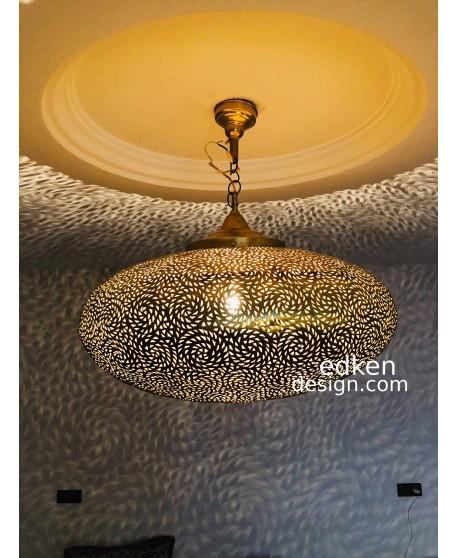 Moroccan Chandelier Pendant Light, Lamp Hanging Vintage Home Deco