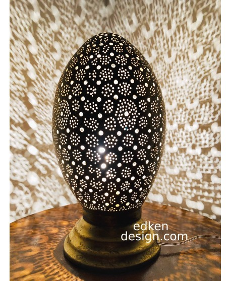 Lighting Moroccan Table Lamp Home & Living Lamps Table Lamps