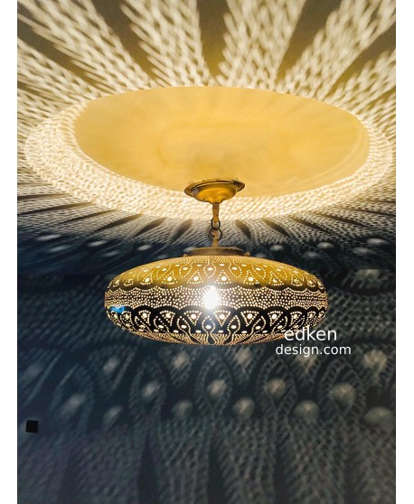 Moroccan Lamp Ceiling ,PENDANT LIGHT CHANDELIER Made By Hand