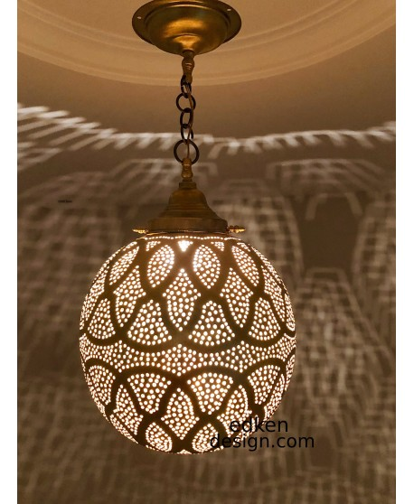 Moroccan Ceiling lamps . Moroccan hanging lights Hand Made Home Decor