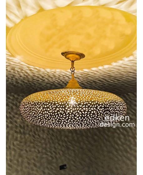 Moroccan Chandelier Pendant Light, Lamp Hanging Vintage