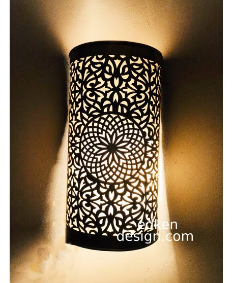 Set of 2 ,Moroccan wall lamps sconce Handmade HOME DECO