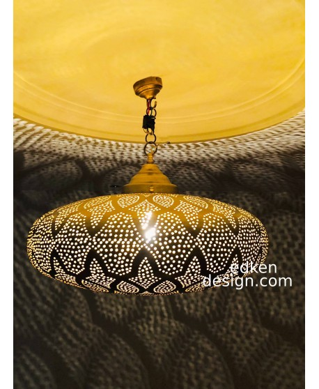 Moroccan pendant light, chandelier, hanging lantern, Moroccan lantern, designer lamp, ceiling light.