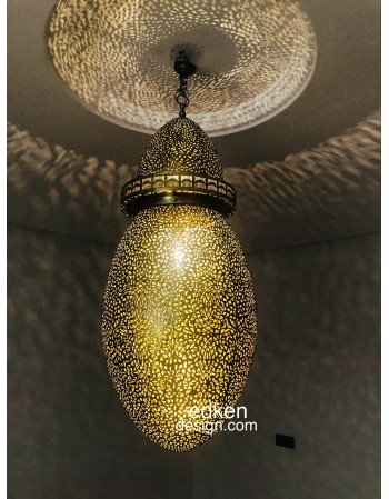 The Large Moroccan Lamp...