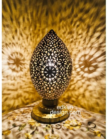 egg shape Moroccan...