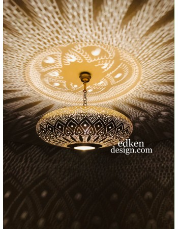 Moroccan Pendant Light,...