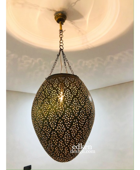 Moroccan Pendant Light,Pendant Lighting Moroccan,ceiling lights,Shade Lamps Gold Brass Finish