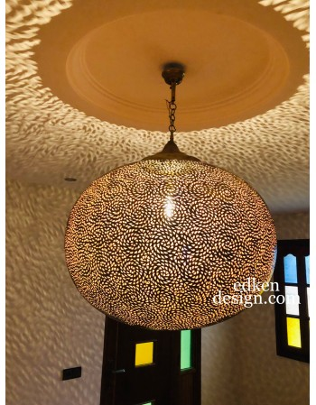Large Moroccan Lamps...