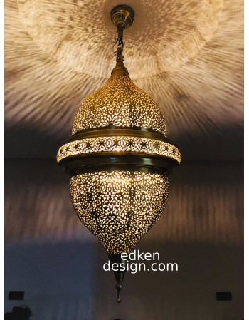 Large Moroccan Lamp CEILING...