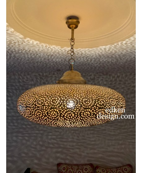 Moroccan Pendant Light, Moroccan Lamp Ceiling, Antique Vintage, New Home Decor Lighting, Handmade