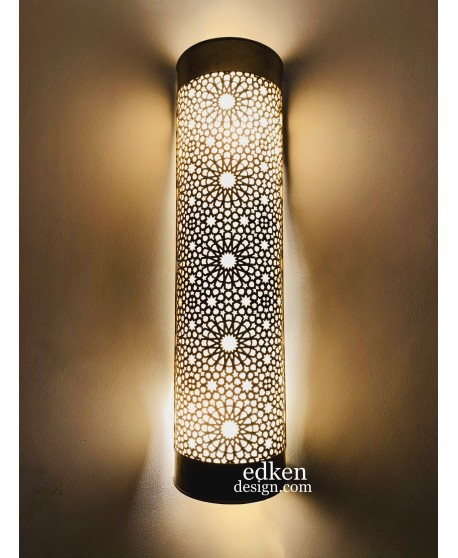 Set Of 2 ,Moroccan Wall Lamps Sconce Fixture Wall Lights Handmade,Home decor