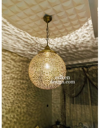 Moroccan Pendant Light,...