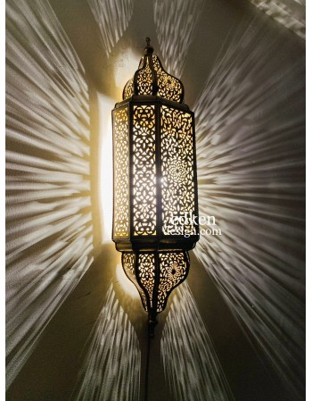 Moroccan Wall Lamp Sconce...