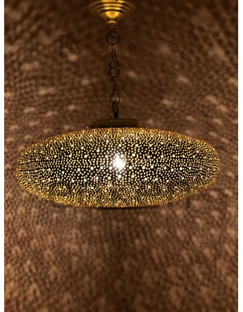 Moroccan lamp ceiling in...
