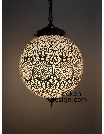moroccan lamp ceilling...